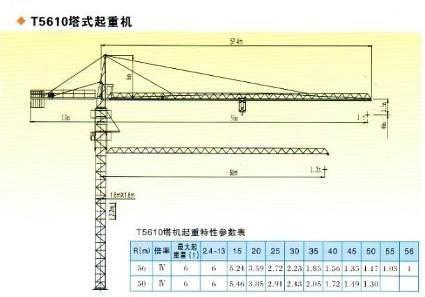 t5610塔式起重机--山西塔吊租赁|太原塔吊租赁|施工